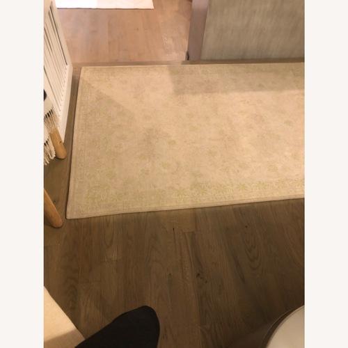 Used ABC Carpet Area Rug for sale on AptDeco