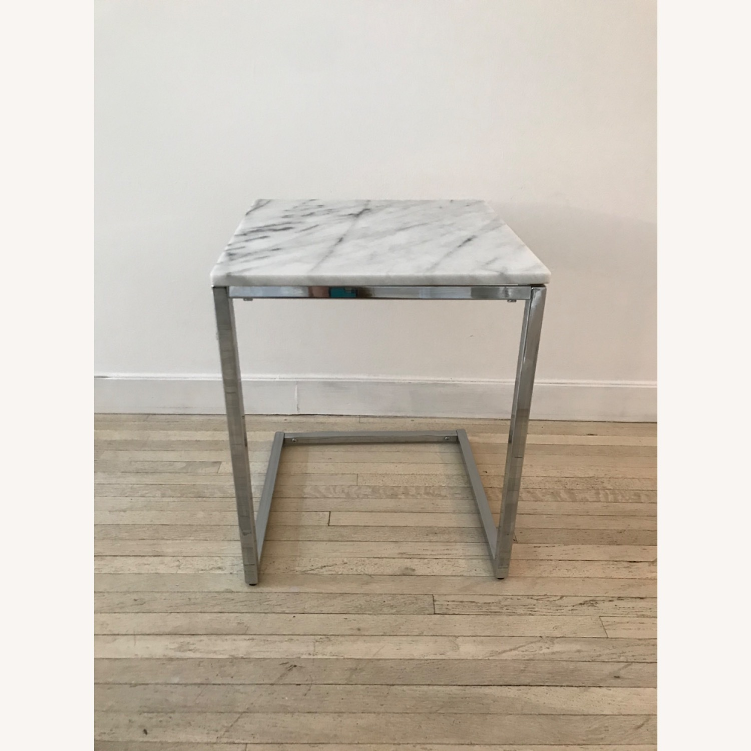 CB2 Smart Chrome C Table - image-2