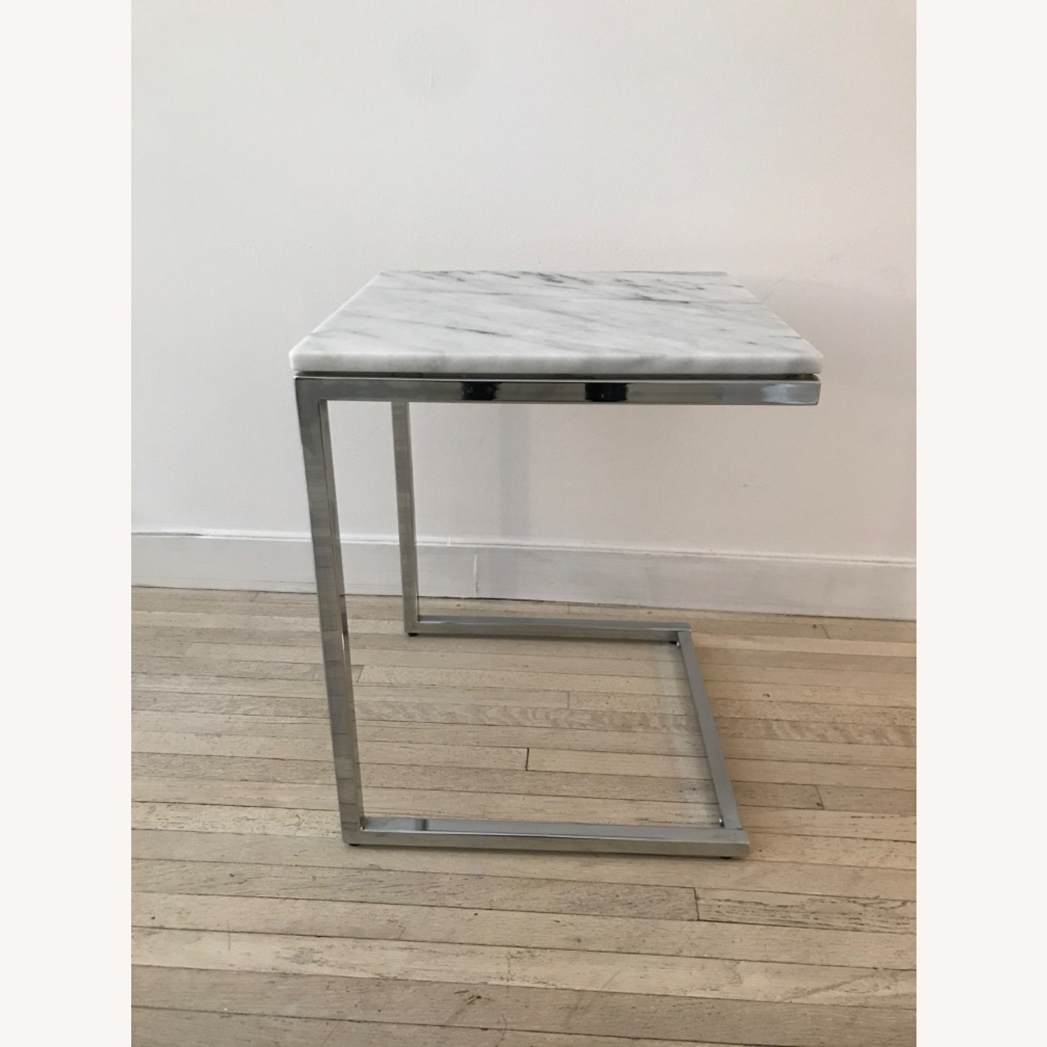 CB2 Smart Chrome C Table - image-3
