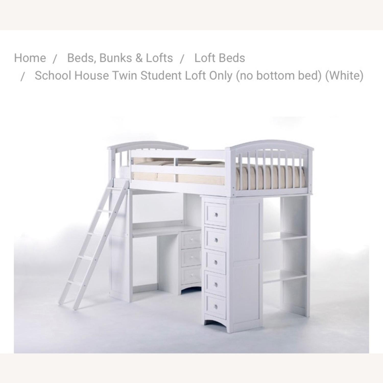 NE Kids Twin Size Loft Bed - image-2