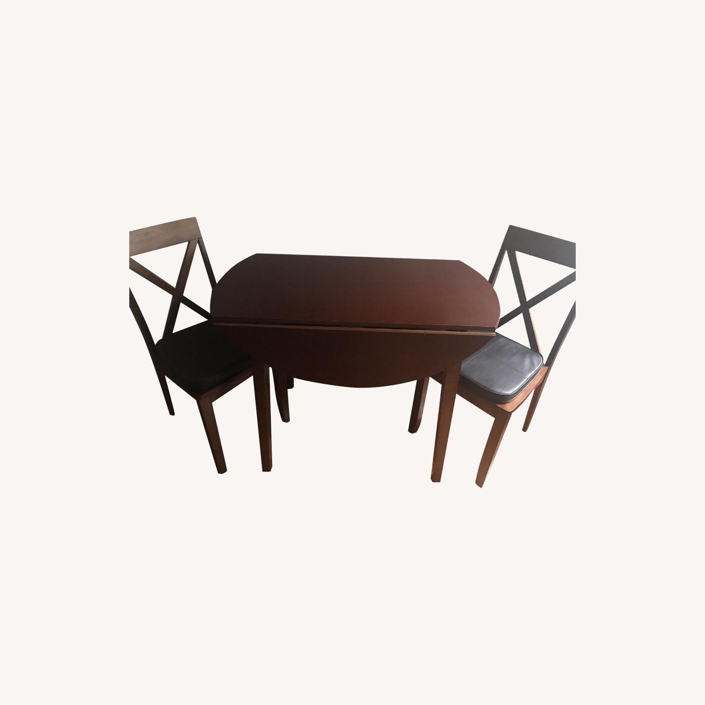 3-Piece Drop Leaf Dining Set - image-0