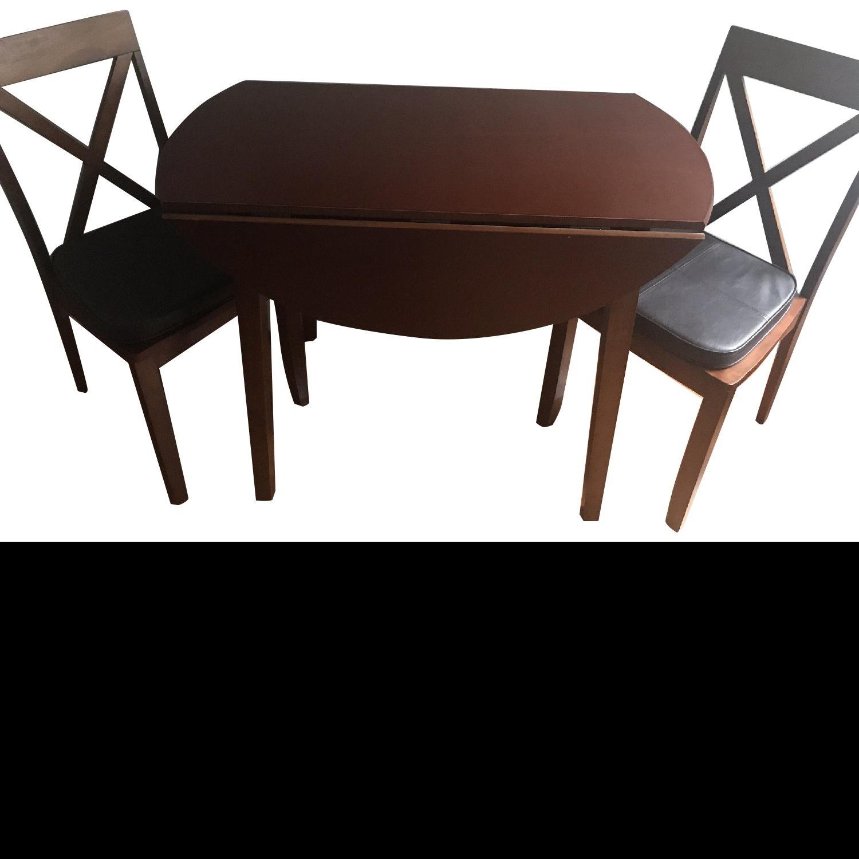 3-Piece Drop Leaf Dining Set - image-5