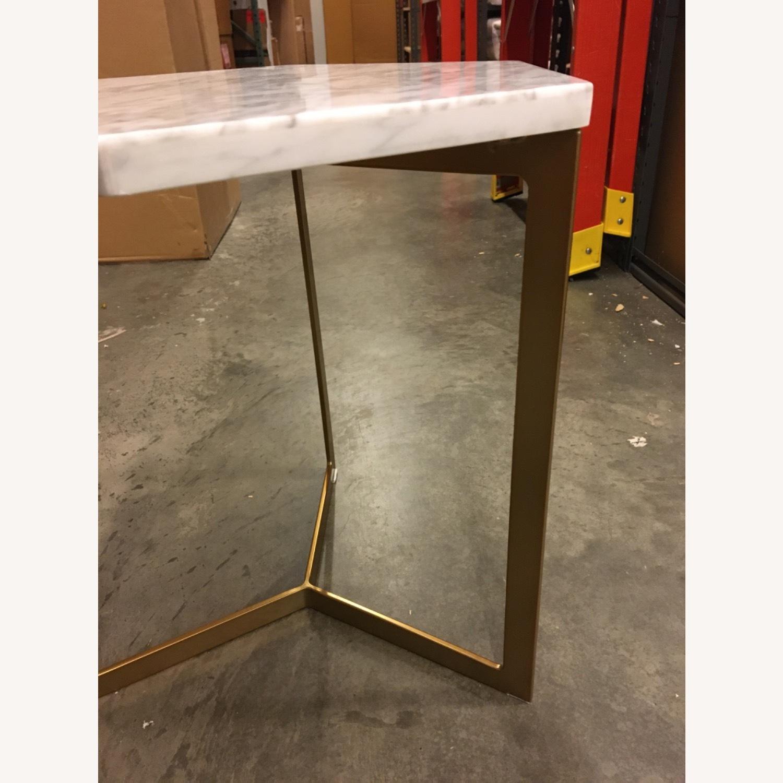 West Elm Hex Side Table - image-7
