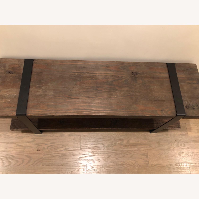 Wayfair Hall Tree Bench with Hooks - image-16