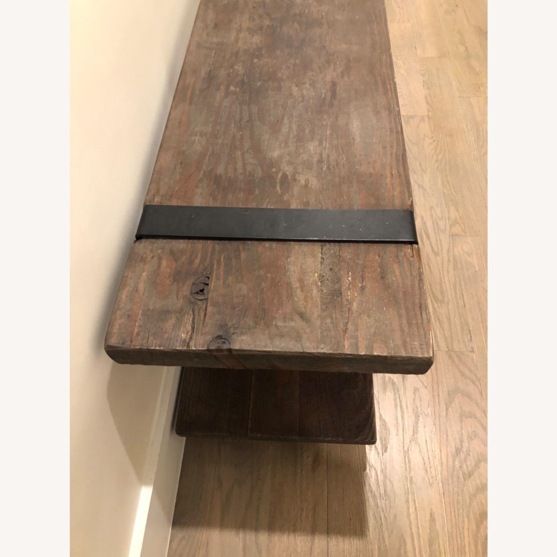 Wayfair Hall Tree Bench with Hooks - image-11