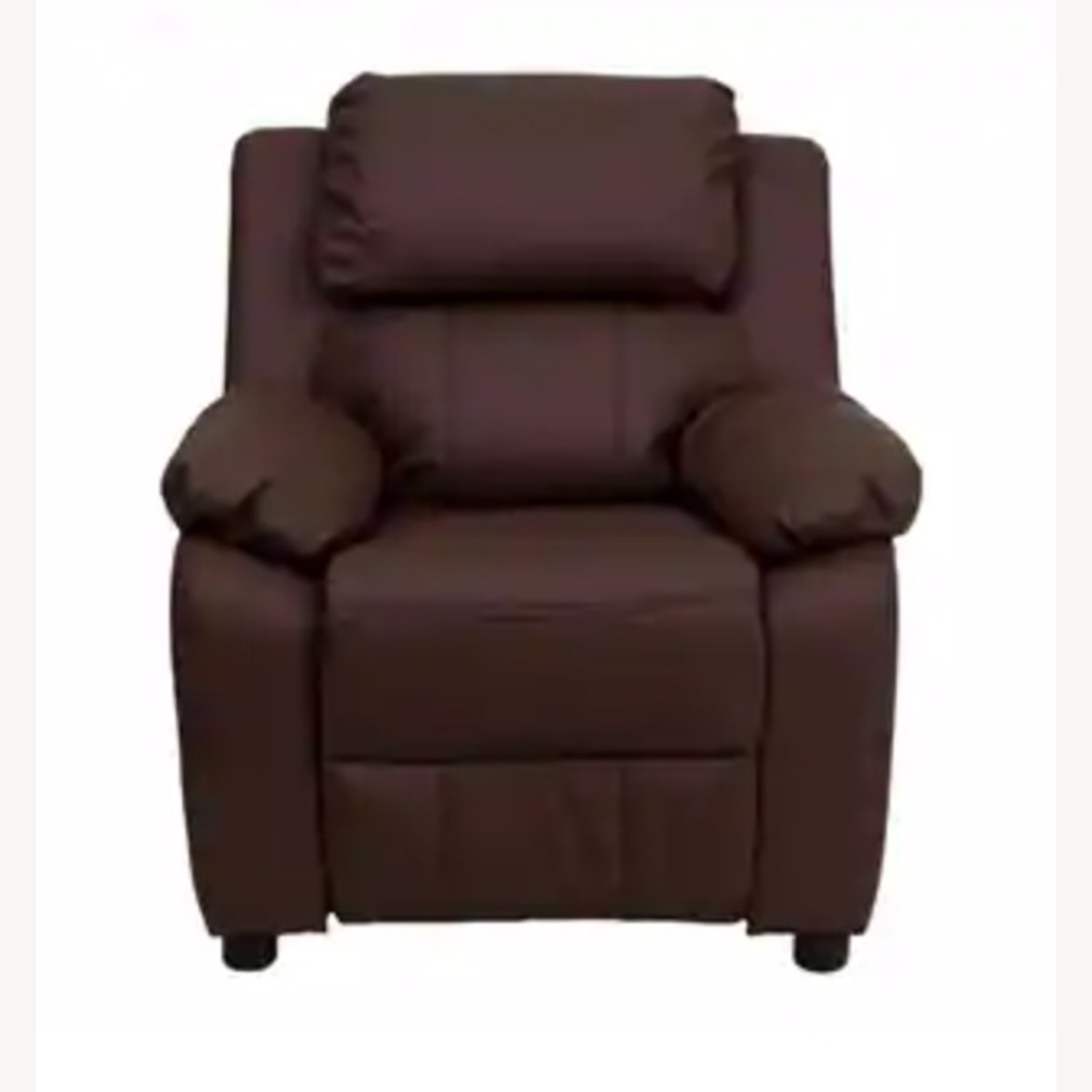 Wayfair Kids Leather Recliner - image-1