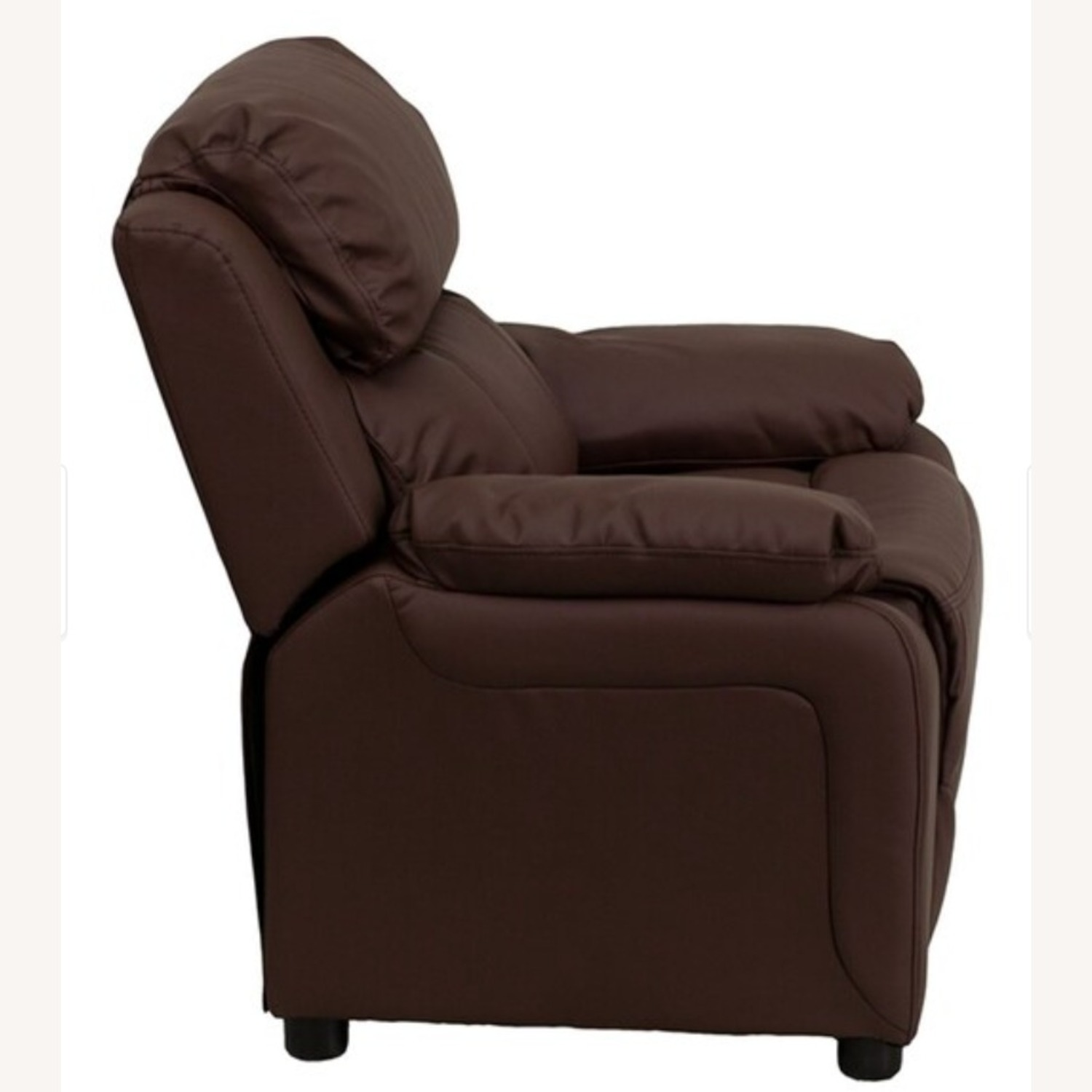 Wayfair Kids Leather Recliner - image-2