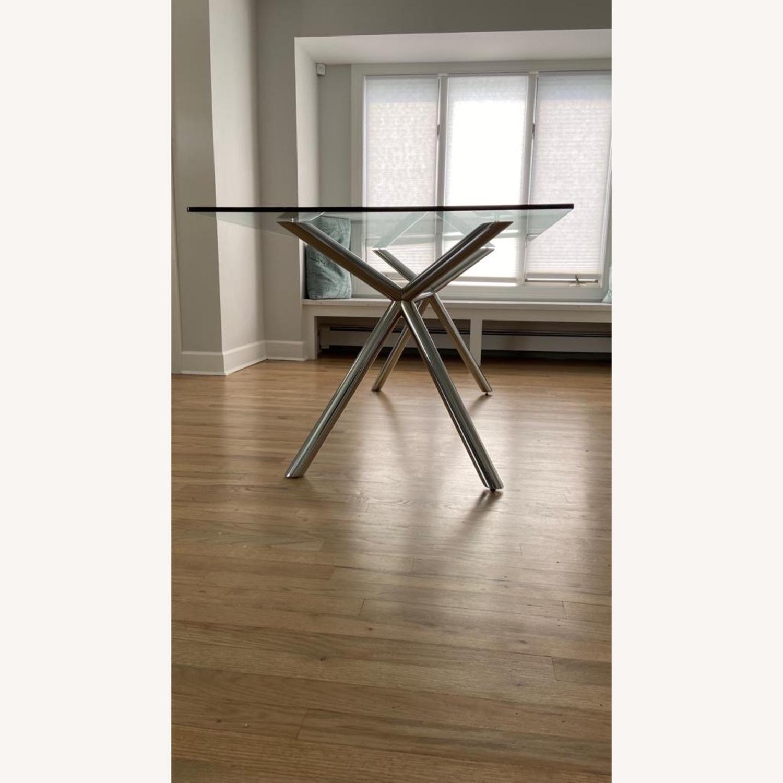 West Elm Sleek Dining Table - image-1