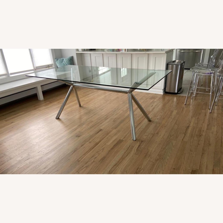 West Elm Sleek Dining Table - image-3