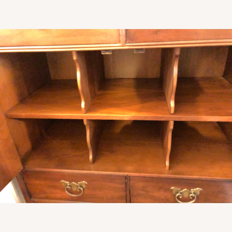 Henredon Vintage 1970s Dresser / Armoire - image-14