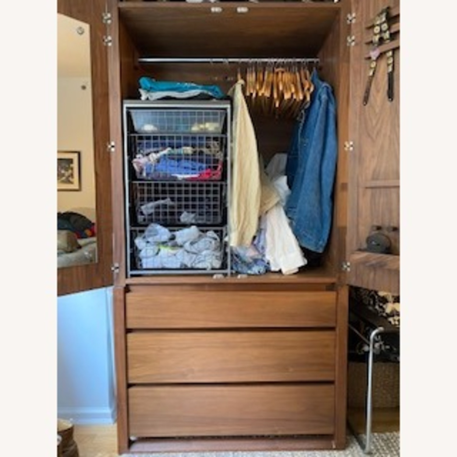 Design Within Reach Armoire - image-3
