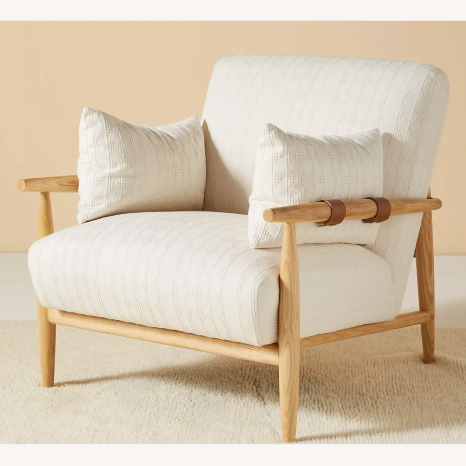 Anthropologie Kershaw Accent Chairs - image-1