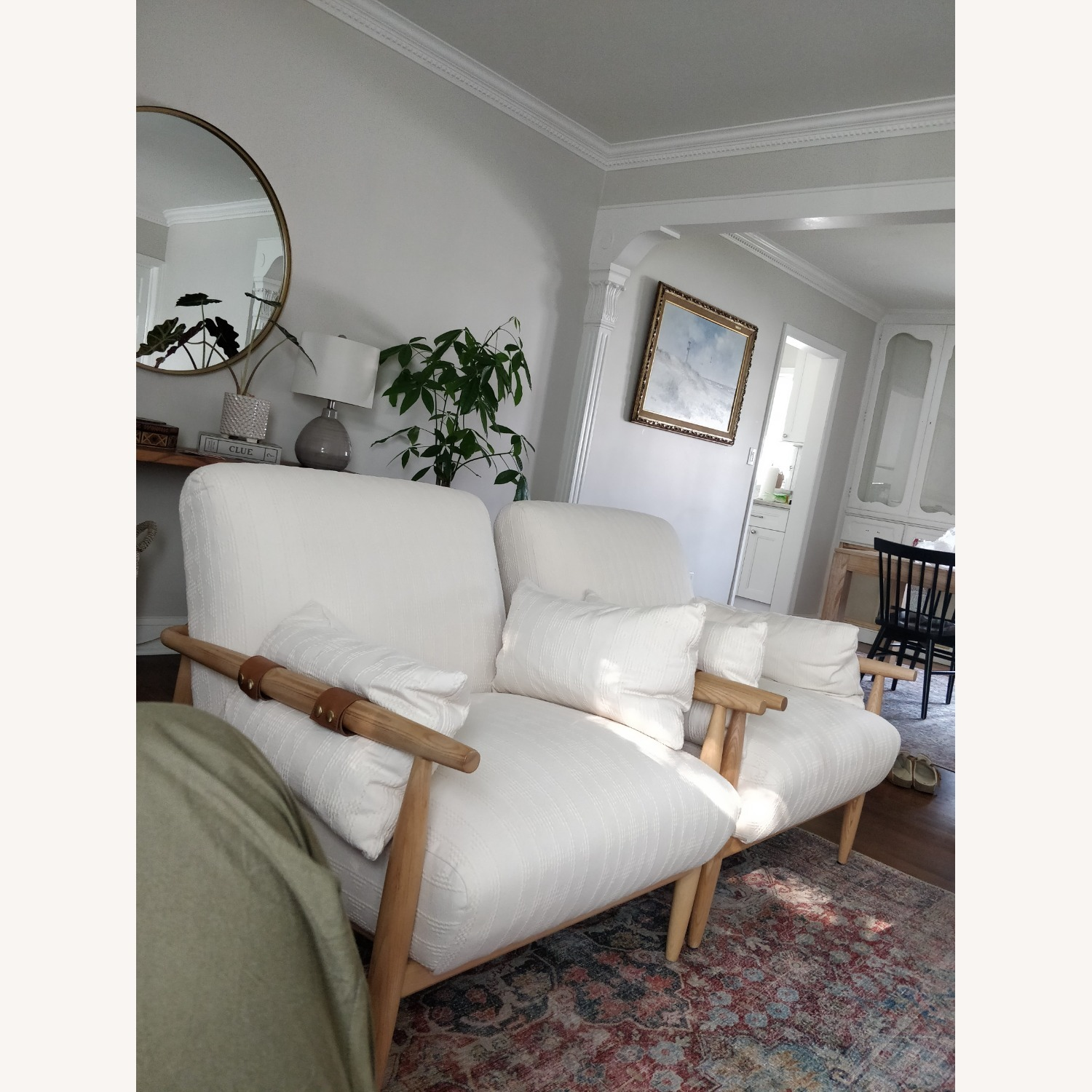 Anthropologie Kershaw Accent Chairs - image-3
