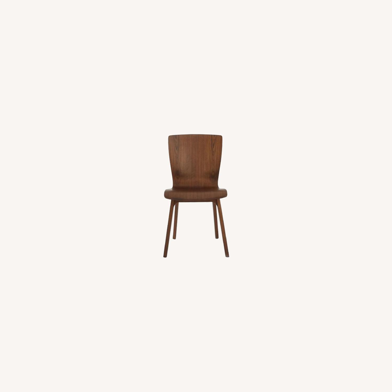 West Elm Crest Bentwood Dining Chairs (Set of 2) - image-0