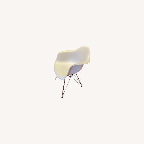 Used Herman Miller Eames Plastic Armchair for sale on AptDeco