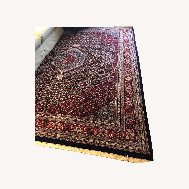 Macy's Persian Wool Rug - image-0