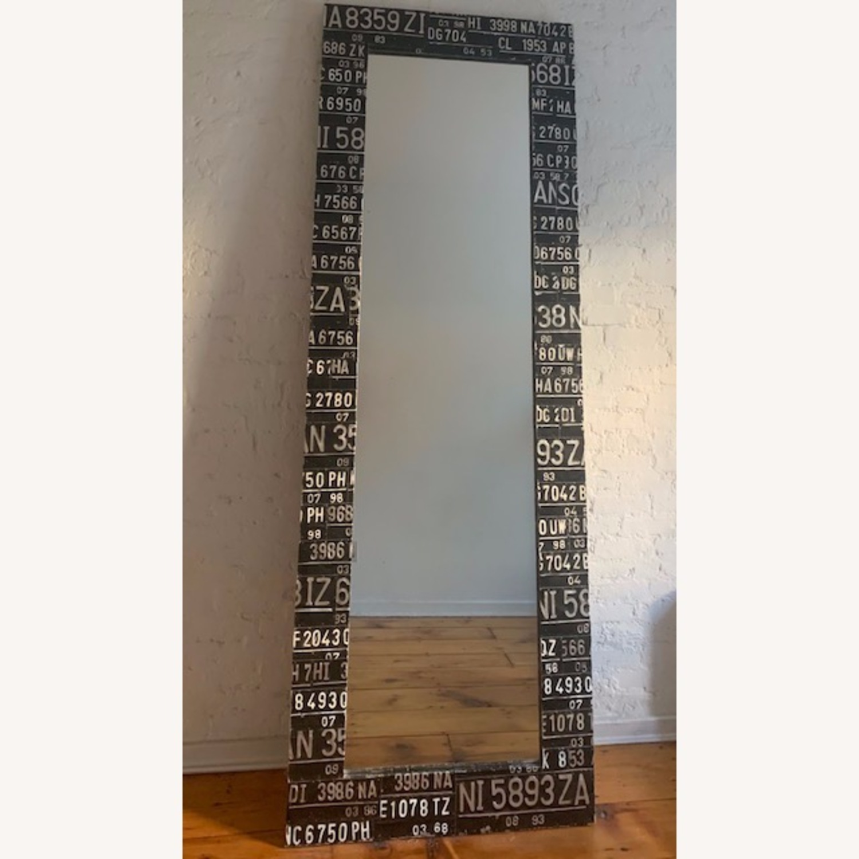 Industrial Floor-Length Mirror - image-3