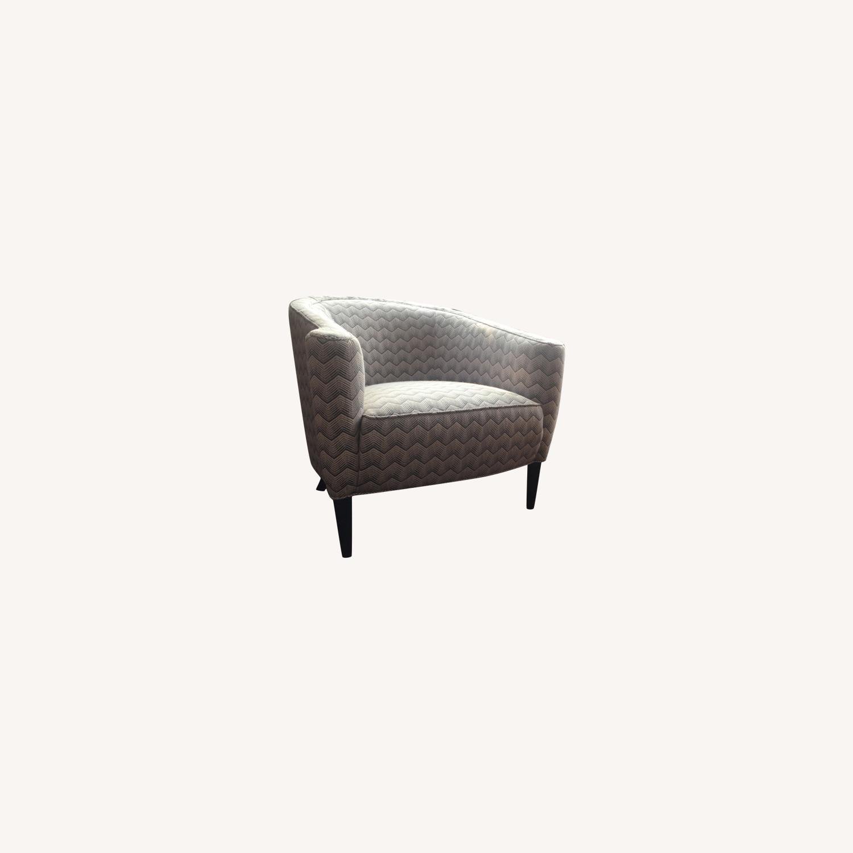 Sotheby Barrel Chair CR Laine - Set - image-0