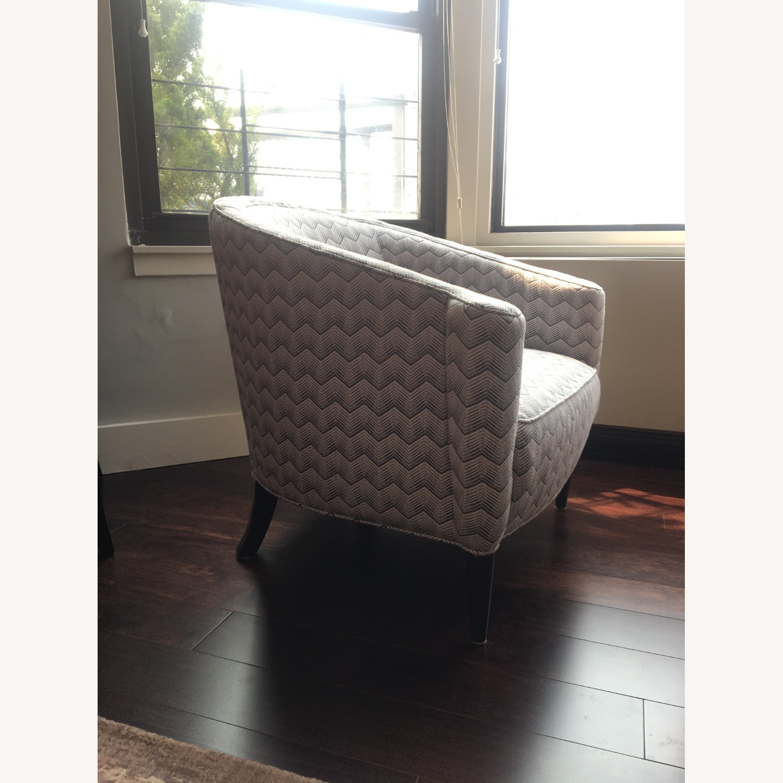 Sotheby Barrel Chair CR Laine - Set - image-2