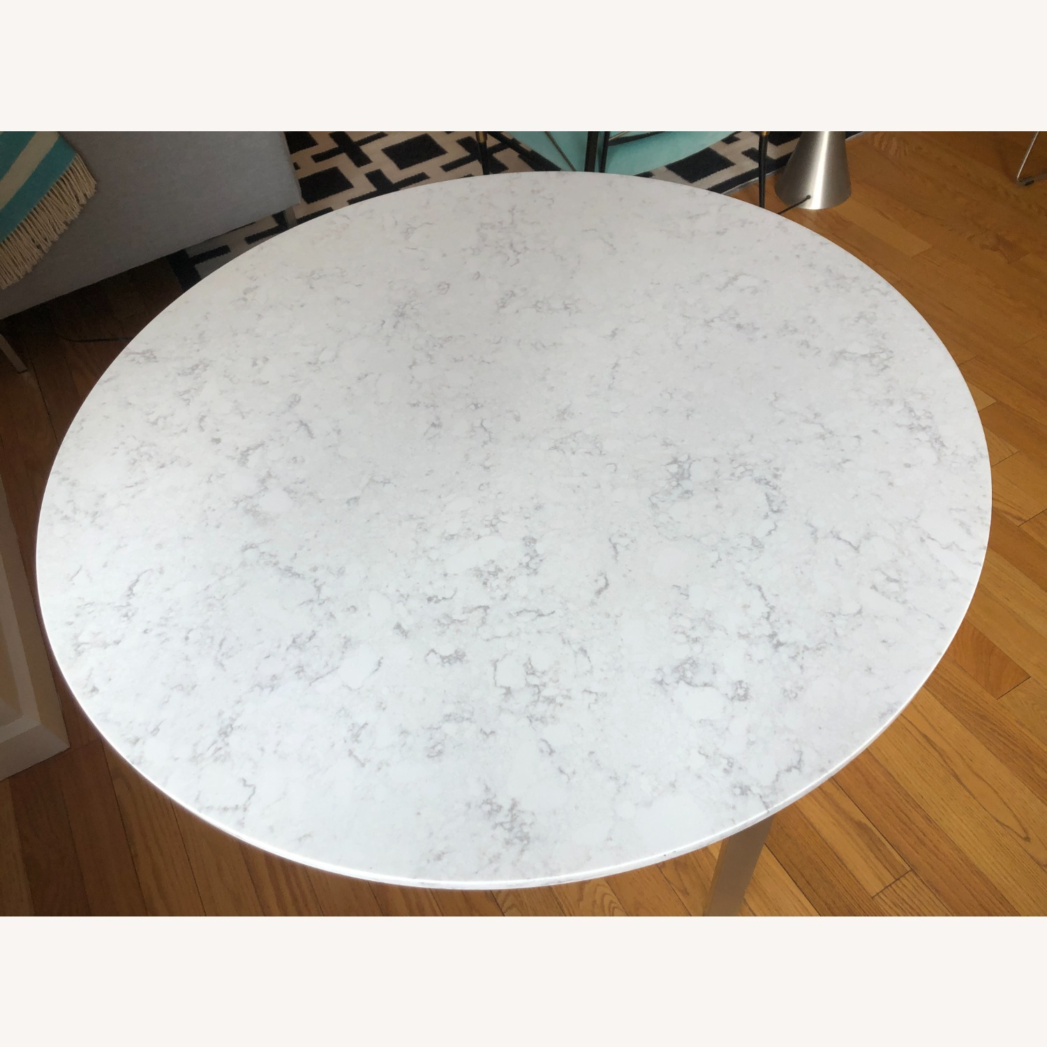 Room & Board Round Dining Table - image-6
