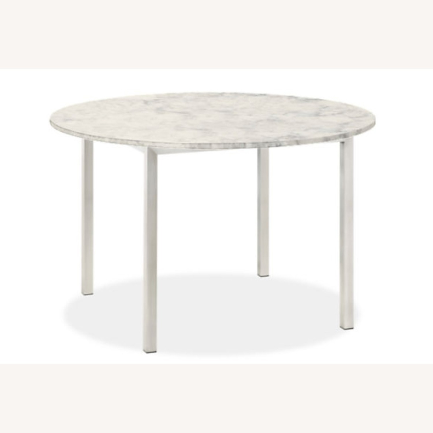 Room & Board Round Dining Table - image-7