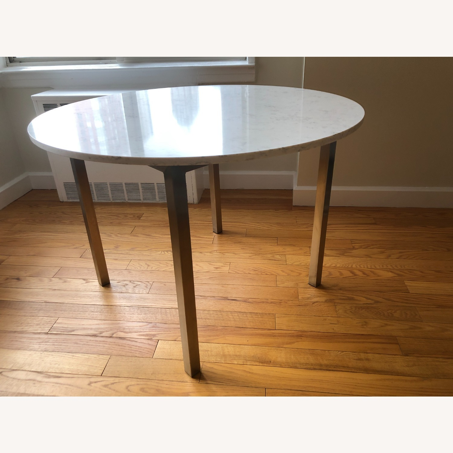 Room & Board Round Dining Table - image-2