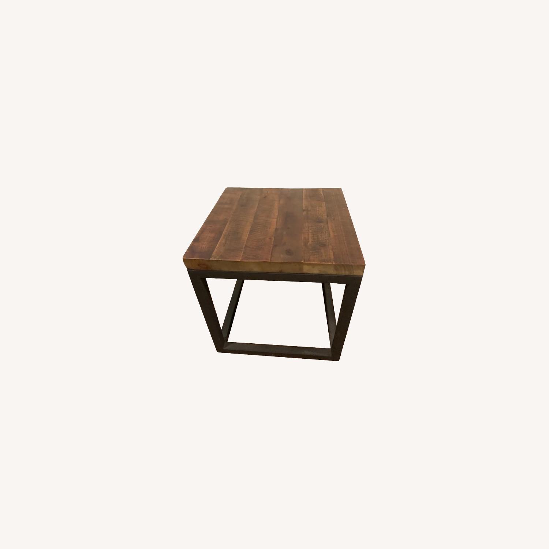 West Elm Side / End Table - image-0