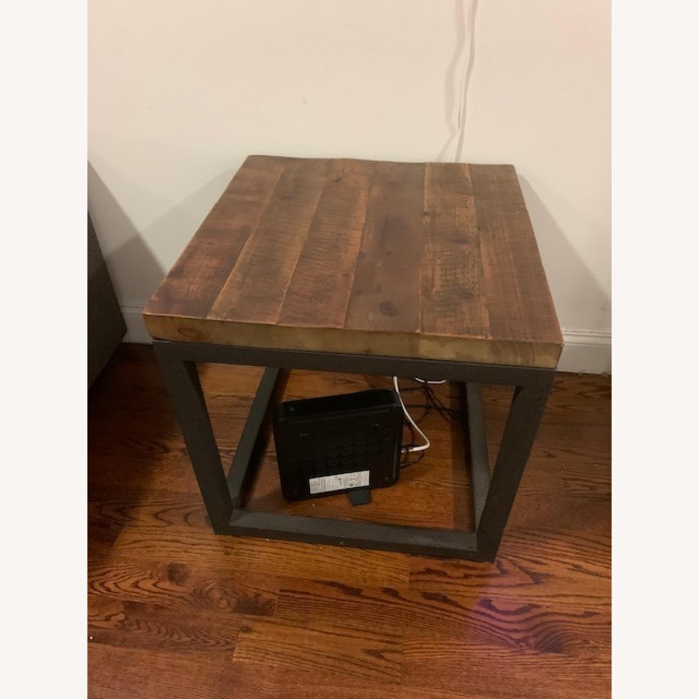 West Elm Side / End Table - image-2