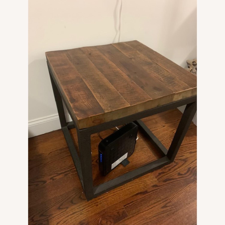 West Elm Side / End Table - image-3