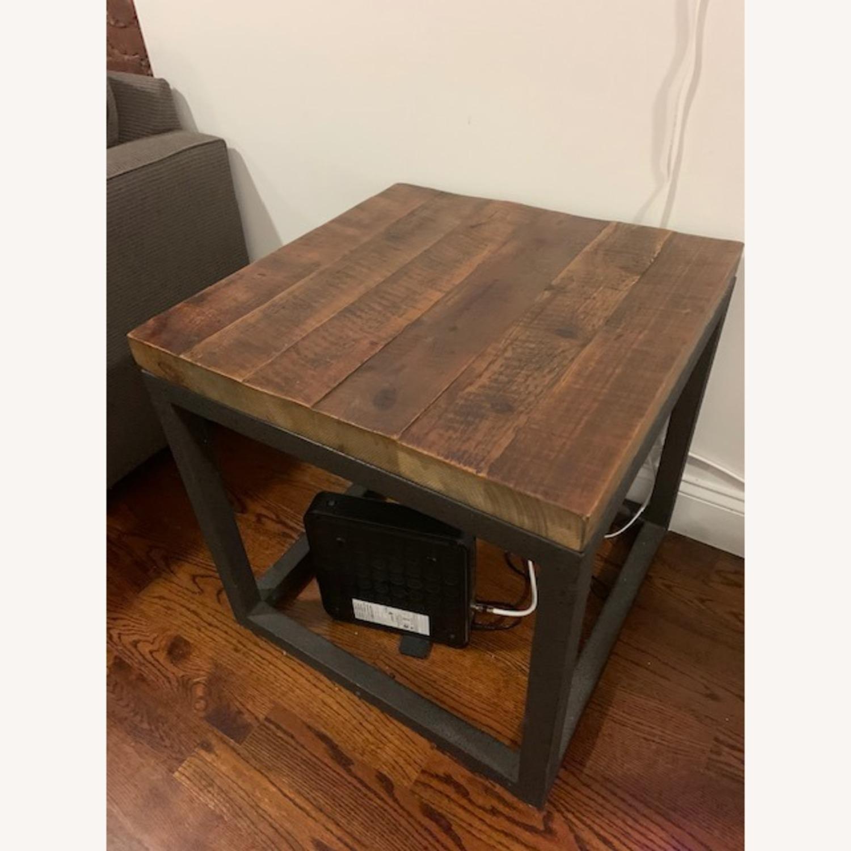 West Elm Side / End Table - image-1