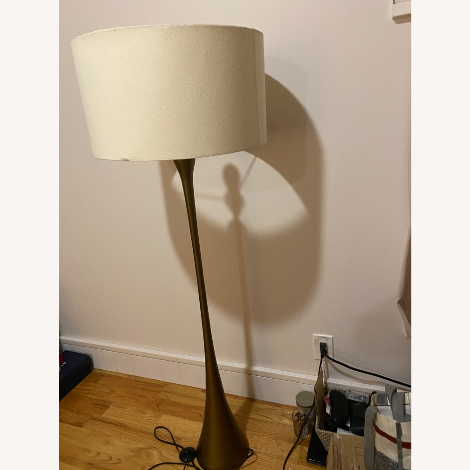 Restoration Hardware Floor Lamp - image-2