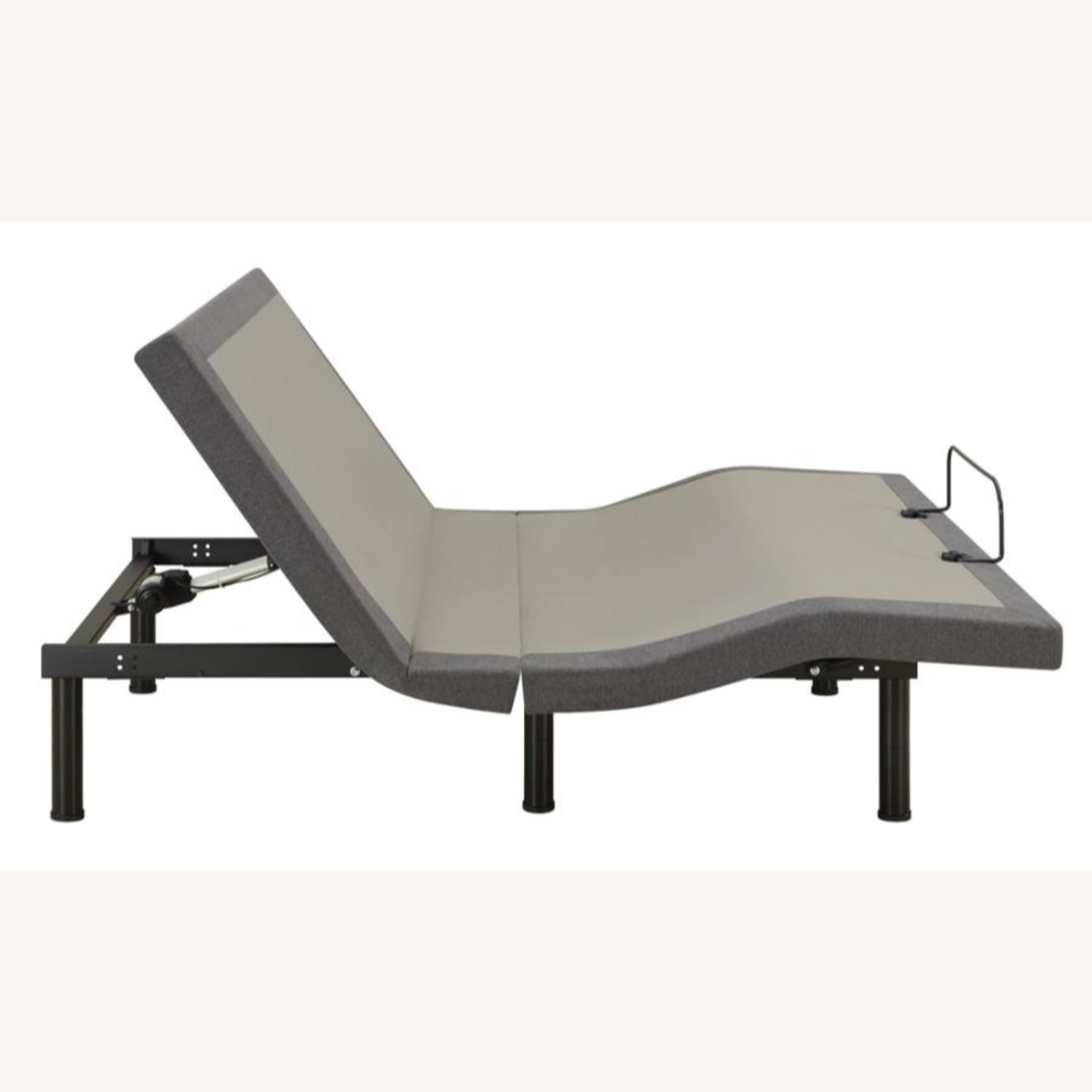 Adjustable Queen Bed W/ Dual USB Charging Station - image-4