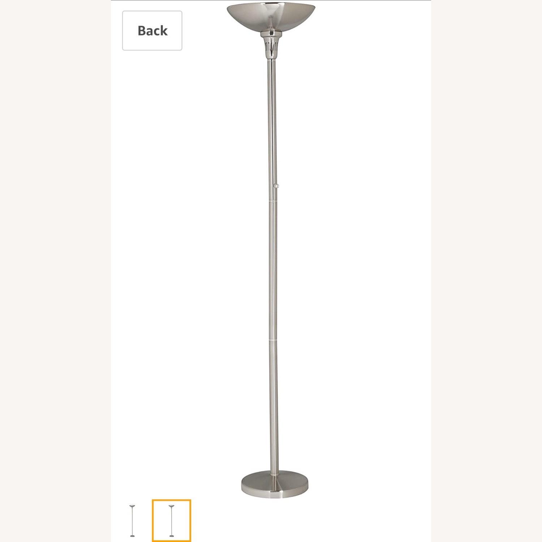 Torchiere Floor Lamp - image-2