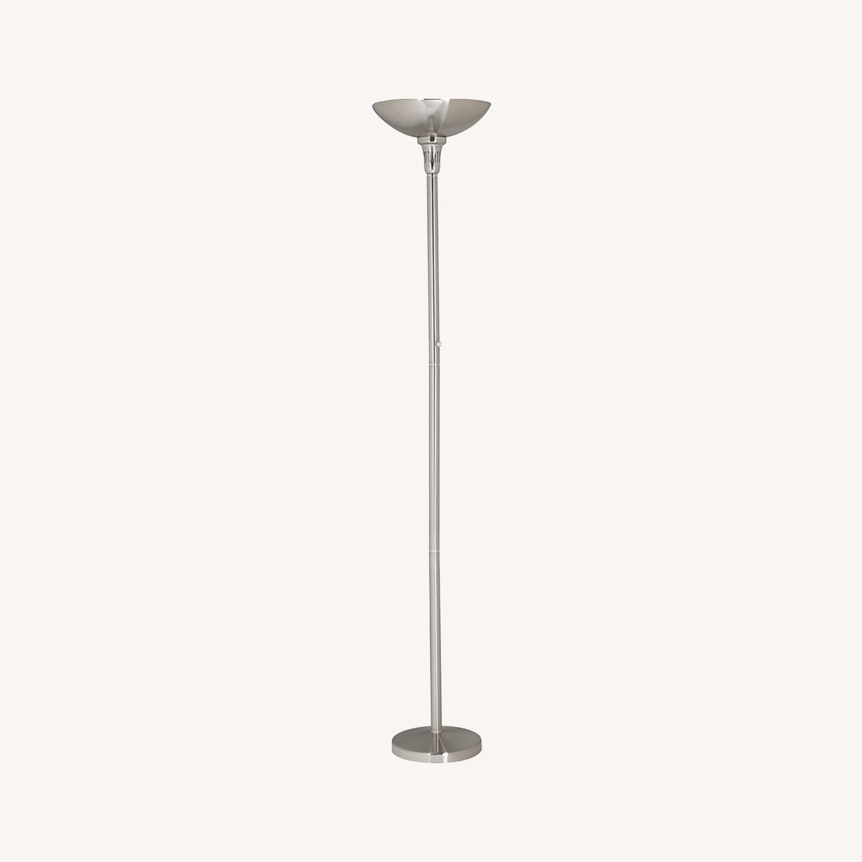 Torchiere Floor Lamp - image-0