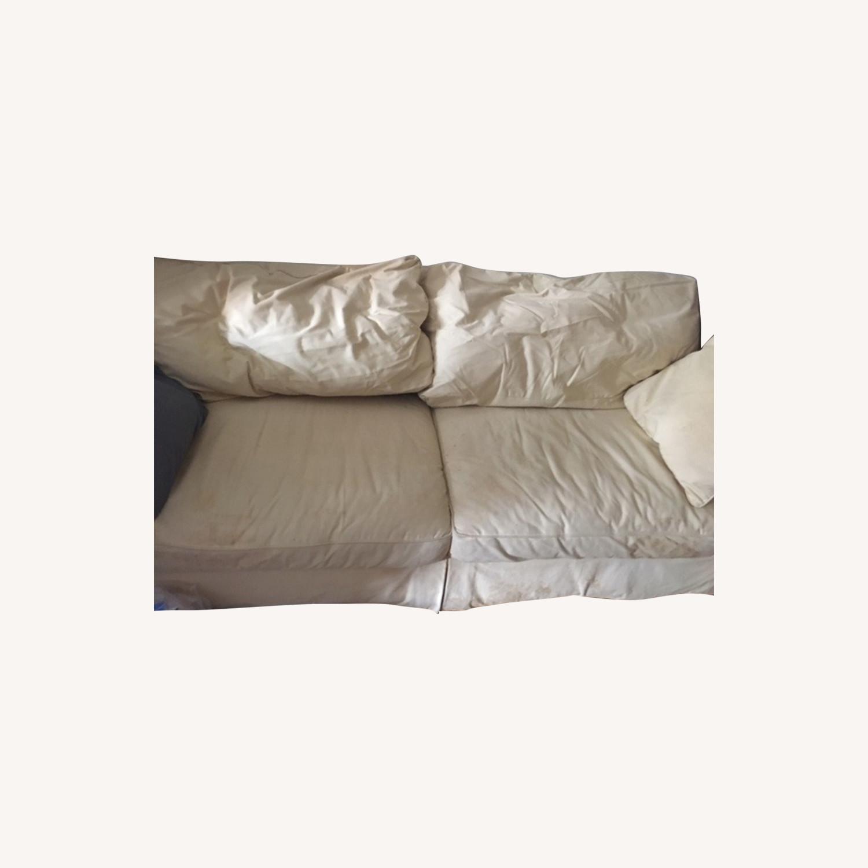 IKEA Queen Size Sleeper Sofa - image-0