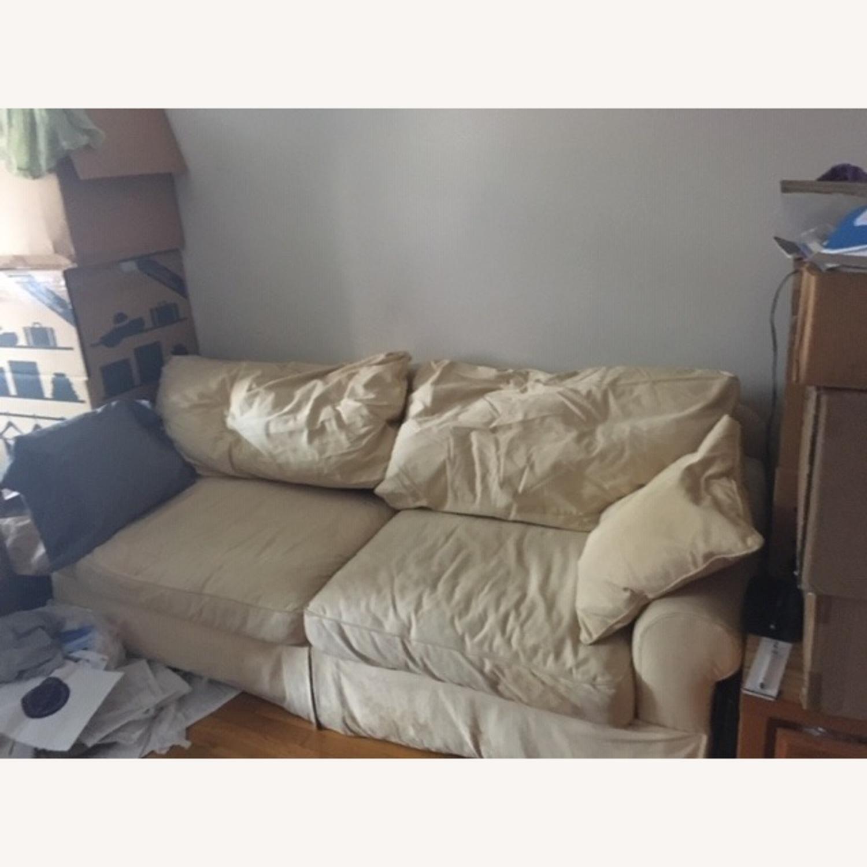 IKEA Queen Size Sleeper Sofa - image-2
