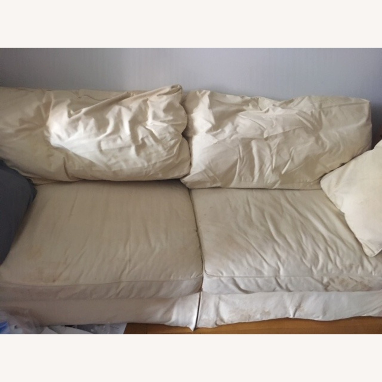 IKEA Queen Size Sleeper Sofa - image-3