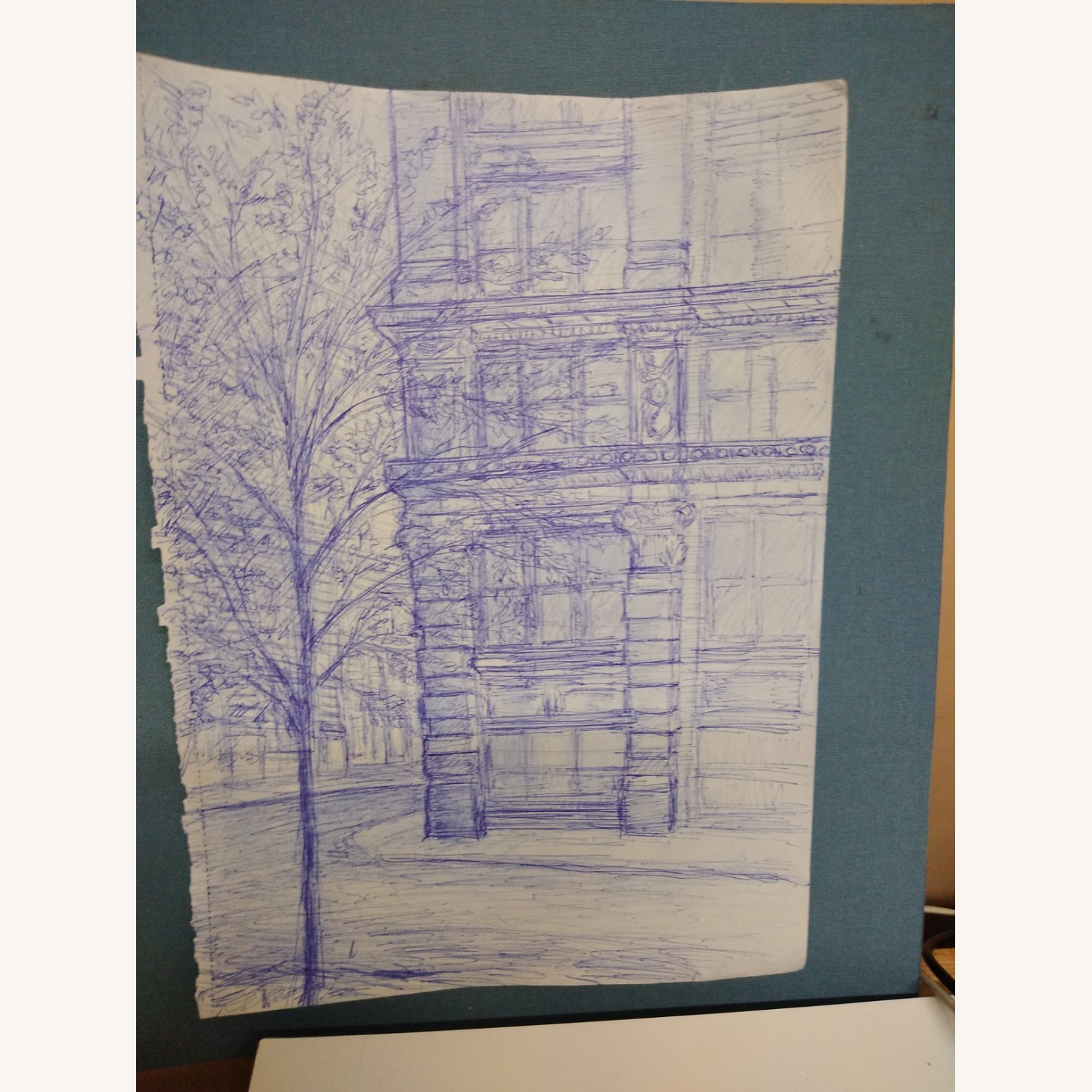 Drawing Restaurant Outdoor Dining View NY - image-3