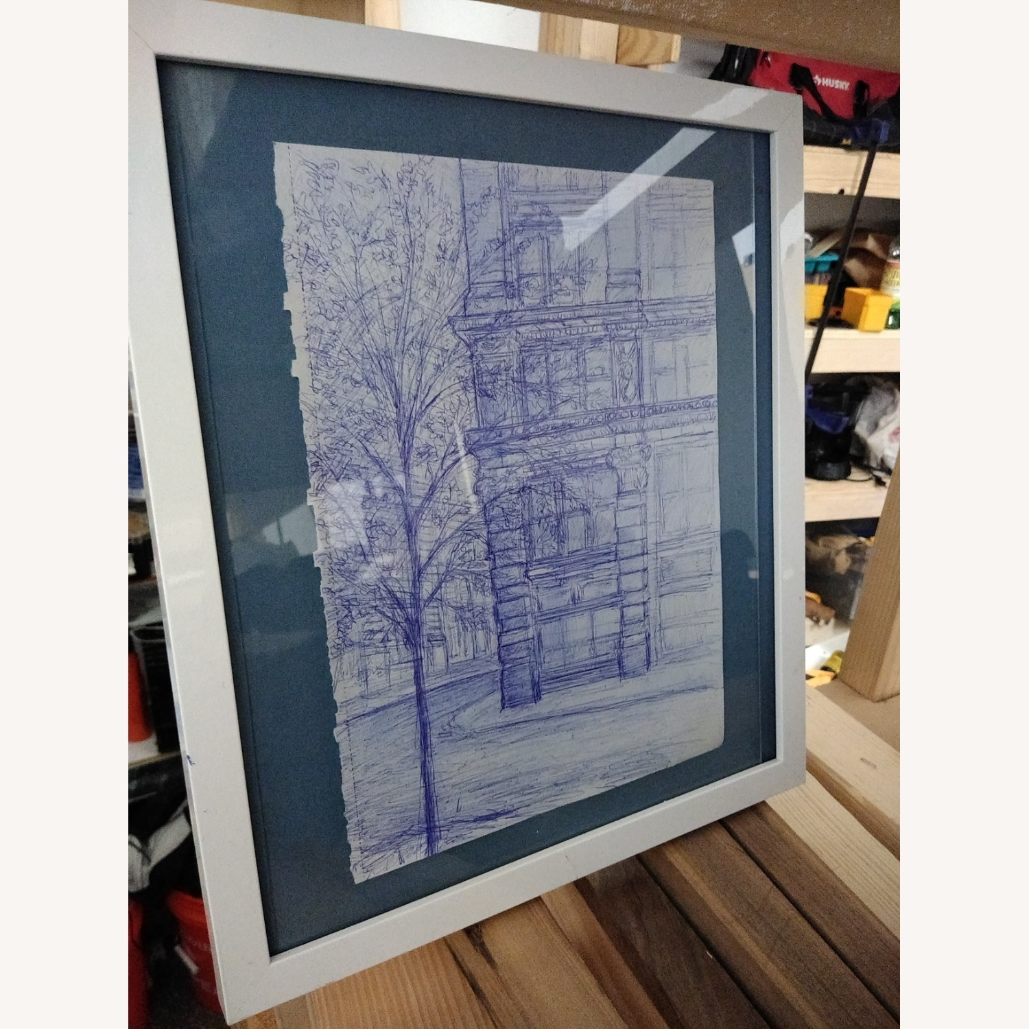 Drawing Restaurant Outdoor Dining View NY - image-20