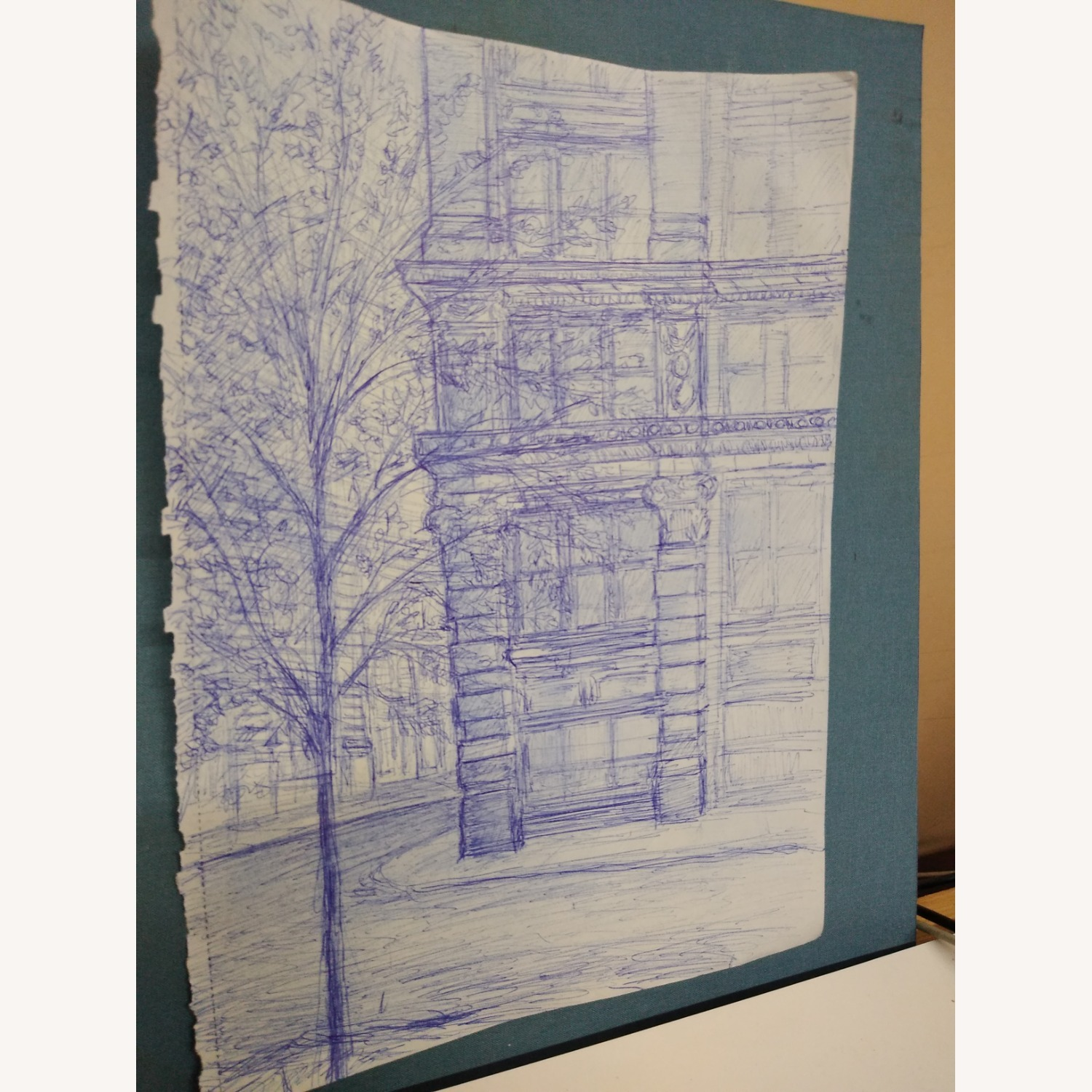 Drawing Restaurant Outdoor Dining View NY - image-22