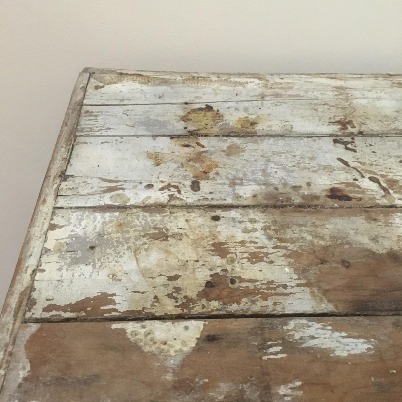 Vintage Artist's Side Table - image-3
