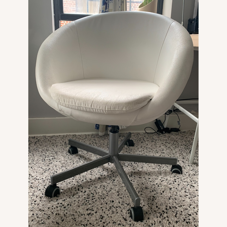 IKEA Barrel Swivel Chair - image-2