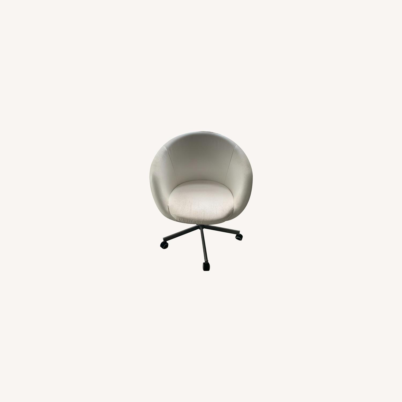 IKEA Barrel Swivel Chair - image-0