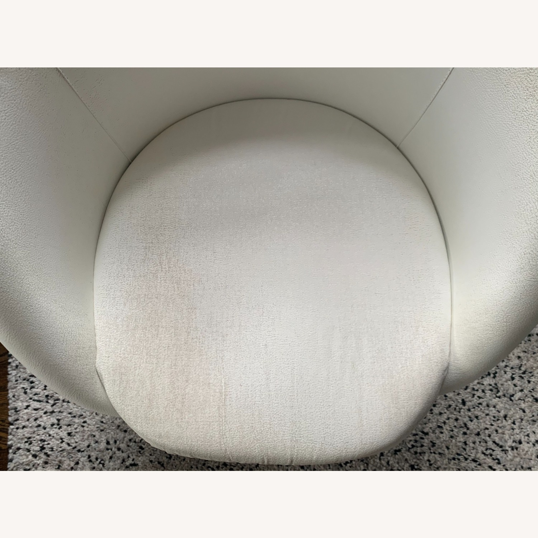 IKEA Barrel Swivel Chair - image-6