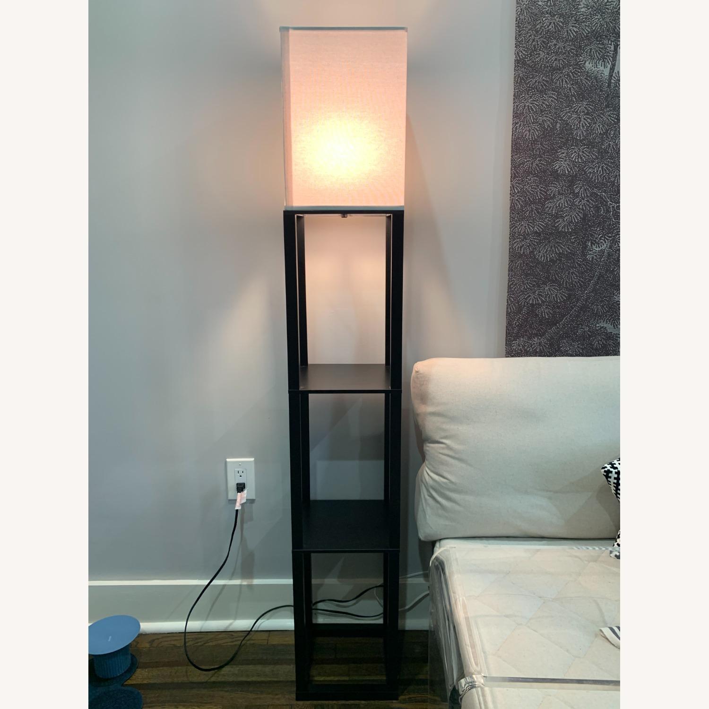 Target Bookshelf Floor Lamp - image-2