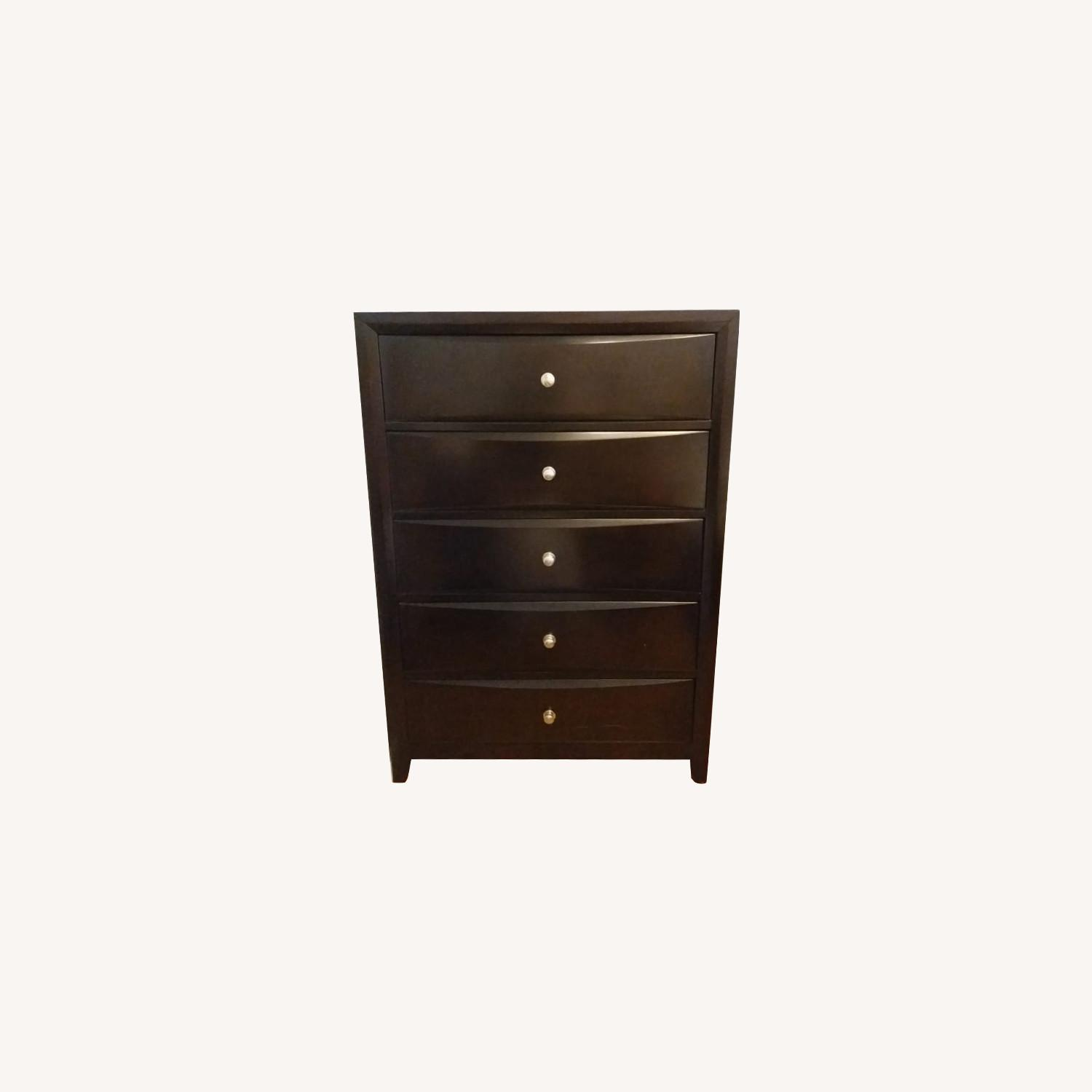 Spacious Chest of Drawers - image-0