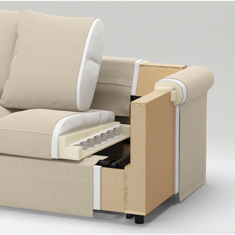 IKEA HRLANDA Sofa (sleeper) - image-4