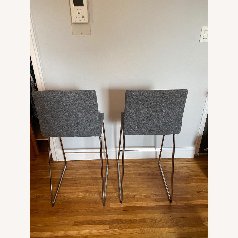 IKEA Volfgang Bar Stools Grey - image-2