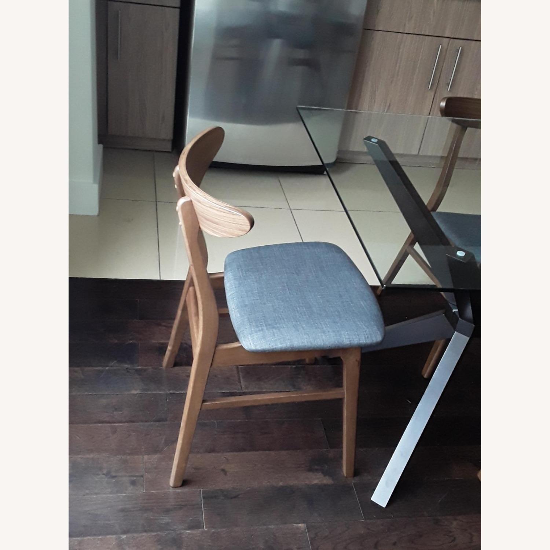Darren Dining Chair Set of 2 - image-2