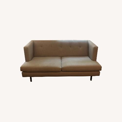 Used CB2 Avec Apartment Sofa - Pegasus Dove for sale on AptDeco